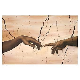 Creation Poster Print by Hulis Mavruk (36 x 24)