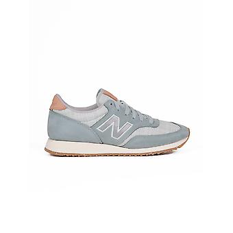 New balance women's CW620GAR green leather of sneakers