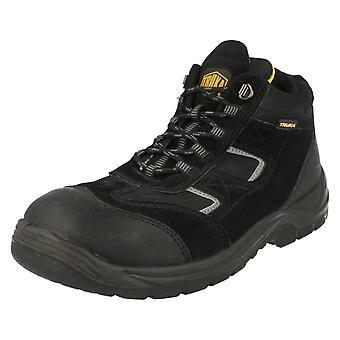 Mens Truka Steel Toe Cap Work Boots A3047