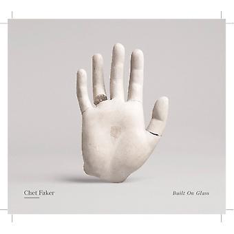 Chet Faker - bygget på glas [CD] USA import