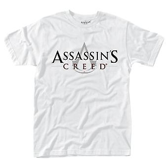 Assassins Creed Logo (hvid) T-Shirt