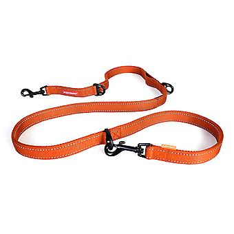 Ezydog Correa Vario 6 Lite Naranja Fluo (Dogs , Collars, Leads and Harnesses , Leads)