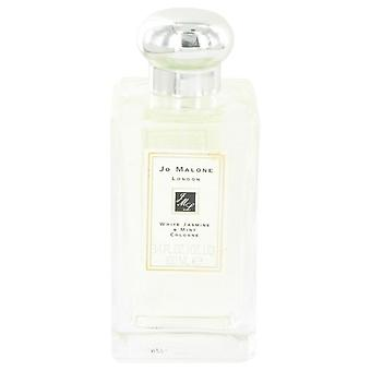 Jo Malone White Jasmine & Mint Cologne Spray (Unisex Unboxed) By Jo Malone