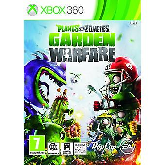 Växter Vs Zombies Garden Warfare (Xbox 360)