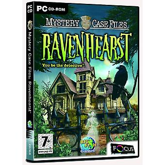 Mystery Case Files RavenHearst (PC CD)
