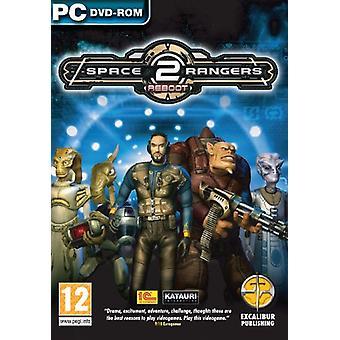 Space Rangers Reboot (PC DVD)