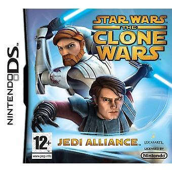 Star Wars Clone Wars Jedi Alliance (Nintendo DS)