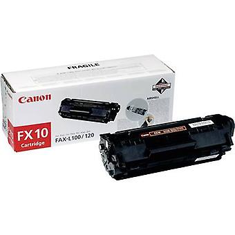 Toner cartridge Original Canon FX-10 Black Page yield 2000 pages