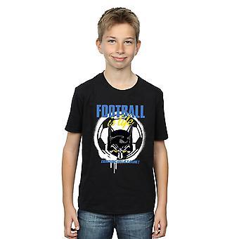 DC Comics Boys Batman Football is Life T-Shirt