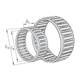 INA K15X21X15-A/0-7 Needle Roller and Cage Assembly