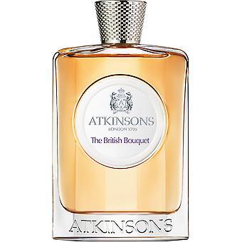 Atkinsons britiske buket Eau De Toilette 3,3 oz / 100ml ny i Box