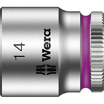 Wera 8790 HMA 05003513001 Hex head Bits 14 mm 1/4 (6.3 mm)