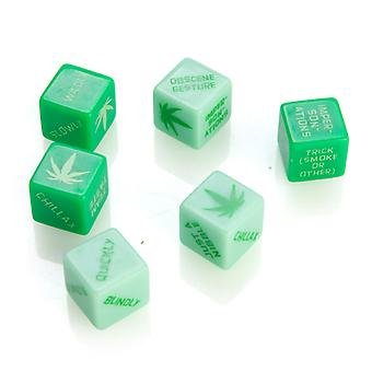 Dope Dice (Smoke, Vape or Edibles) Game