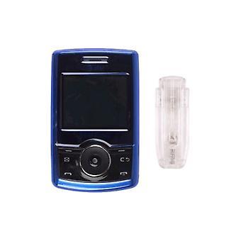 5 pack - Snap Case pour Samsung SGH-A767 propulser - Blue