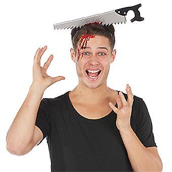 Saw hair hoop accessories Halloween Carnival