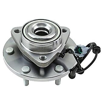 WJB WA515066 - Front Wheel Hub Bearing Assembly - Cross Reference: Timken SP500701/Moog 515066/SKF BR930637