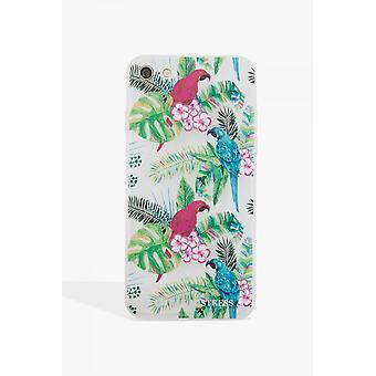 Little Mistress Accessories Parrot Print Case Iphone 6