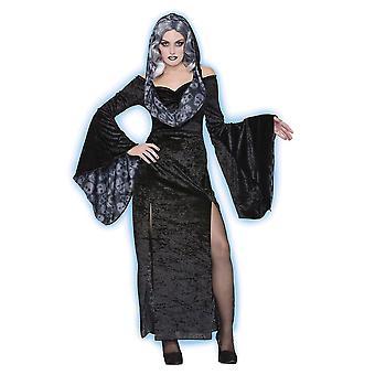 Spirited Dress, Haunted Female, Halloween