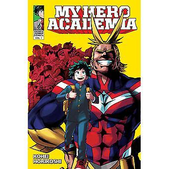 Min Hero Academia af Kouhei Horikoshi - 9781421582696 bog