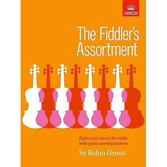 The Fiddler's Assortment by Robin Grant - 9781854726988 Book