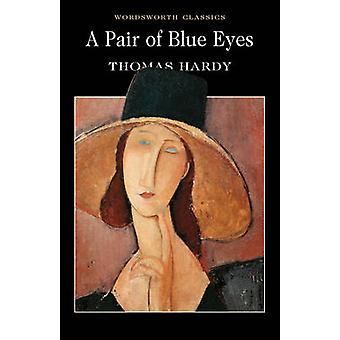 Une paire d'yeux bleus (nouvelle édition) par Thomas Hardy - Cedric Watts - Ke