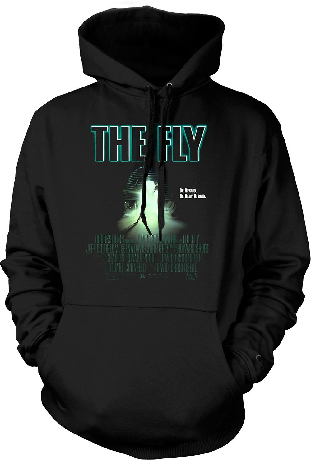 Mens Hoodie - The Fly - Horreur cool Film