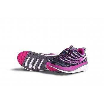 Kailua Trail Running Shoes Black/Pink/Grey Womens