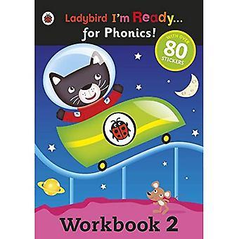 Werkmap 3: Ladybird I 'm Ready for Phonics (Im klaar voor Phonics niveau 03)
