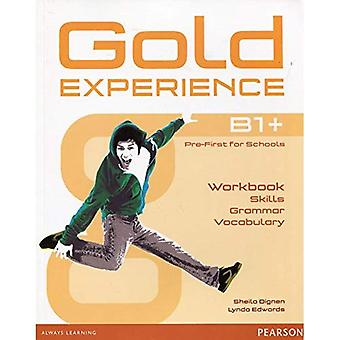 Gold Experience B1+ Language and Skills Workbook - Gold Experience (Paperback)