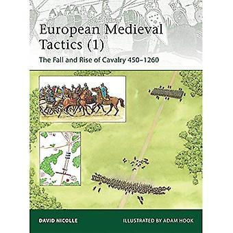 Middeleeuwse cavalerie tactiek