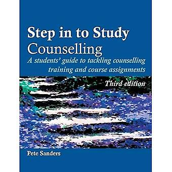Step in to Study Counselling (Steps in Counselling)