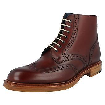 Mens Barker Formal Ankle Boots Butcher