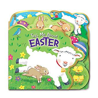 Tell Me about Easter (Die-Cut) [Board book]