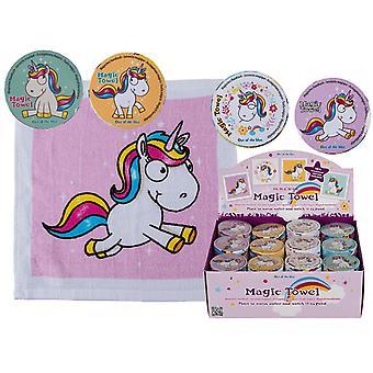 2-Pack Unicorn Mini Towel 30 * 30 cm