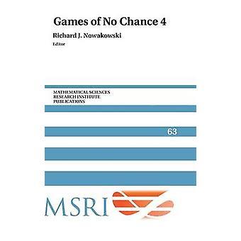 Spill av noen sjanse 4 av Nowakowski & Richard J.