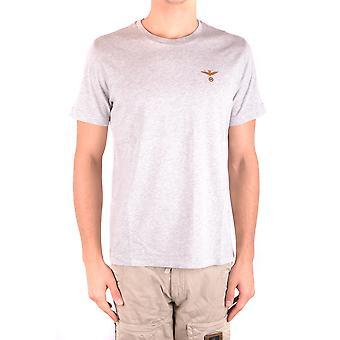 Aeronautica Militare graue Baumwoll T-shirt