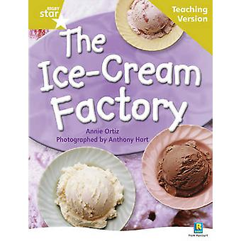 Rigby Star Non-Fiction Guided Reading Gold Level - The Ice-Cream Facto