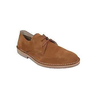 Brandy SUEDE Desert Shoe