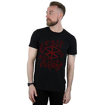 Drewbacca mænds Brightburn REPEAT logo T-shirt