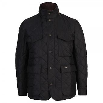 d27174ac32bf7 Sale Barbour Quilted Grayson Jacket, Navy
