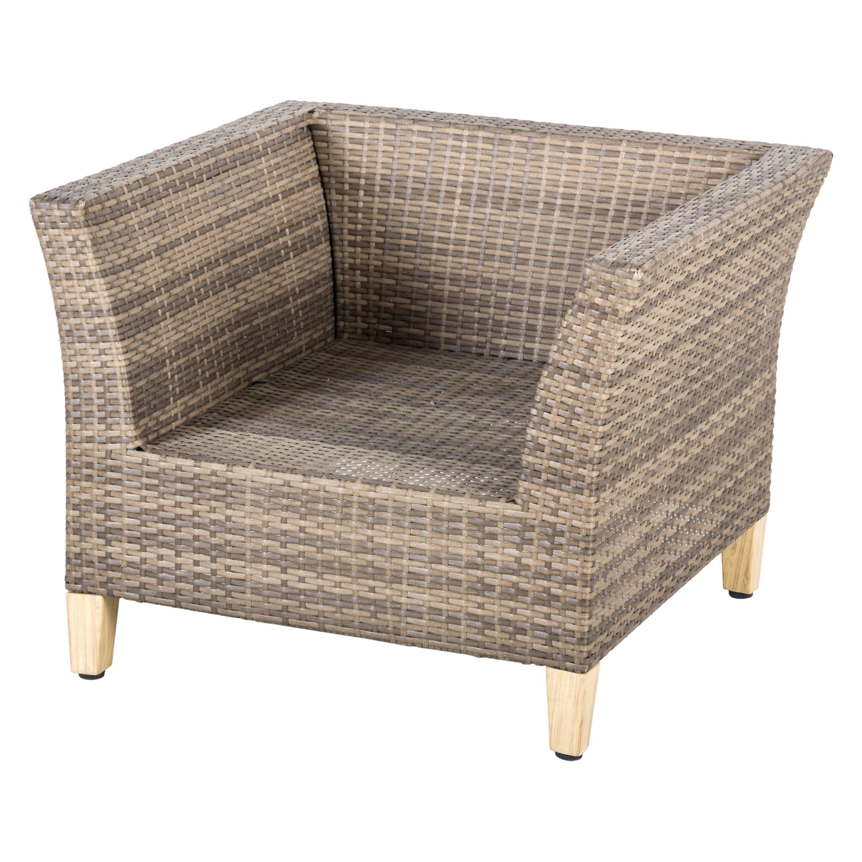 Lounge Armchair-Rattan