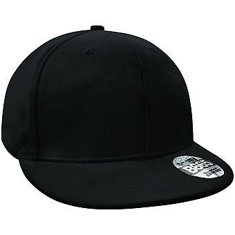 Beechfield - Pro-Stretch Flat Peak Baseball Cap - Hat