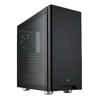 Corsair carbide 275r case from mid-tower atx micro-atx mini-itx gaming with toughened black glass window