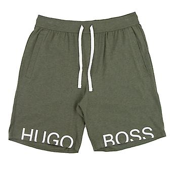 Hugo Boss Identity Shorts Green