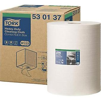 TORK 530137 Repeated use multipurpose 530 (L x W) 38 cm x 32 cm White