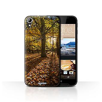 STUFF4 Case/Cover for HTC Desire 830/Forest/Autumn Season