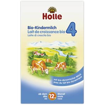 Holle Milk Infan. 4 Eco Growth
