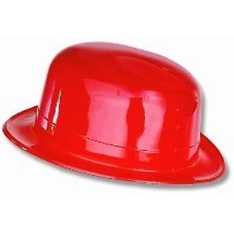 Red Hat plastikowe melonik