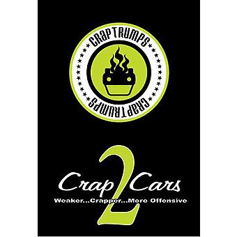 Crap Trumps Crap Cars Series 2