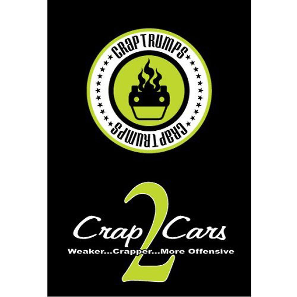 Crap Trumps Crap Cars Series 2